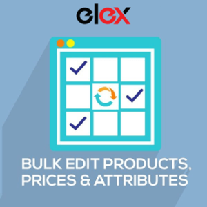 ELEX Advanced Bulk Edit Products Prices Attributes for WooCommerce   Logo