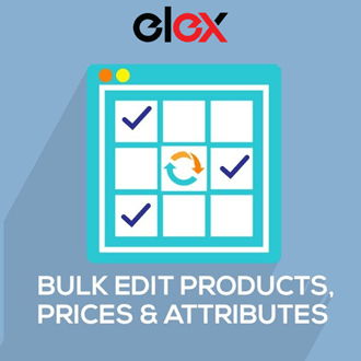 ELEX Advanced Bulk Edit Products Prices Attributes for WooCommerce | Logo