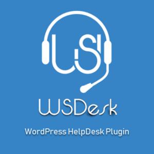 WSDesk-WordPress-HelpDesk-Plugin | Logo
