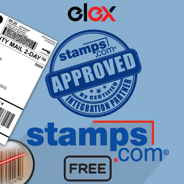 ELEX Stamps com Shipping Plugin with USPS Postage for