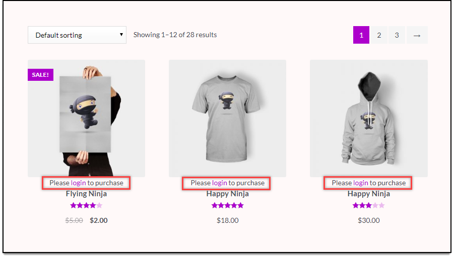 WooCommerce Role-Based Pricing - Remove Add to Cart for Guests