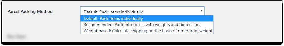 WooCommerce DHL Paket   Parcel Packing Method