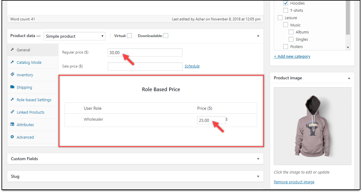 ELEX WooCommerce Wholesale Pricing | Custom Product Price for Wholesalers