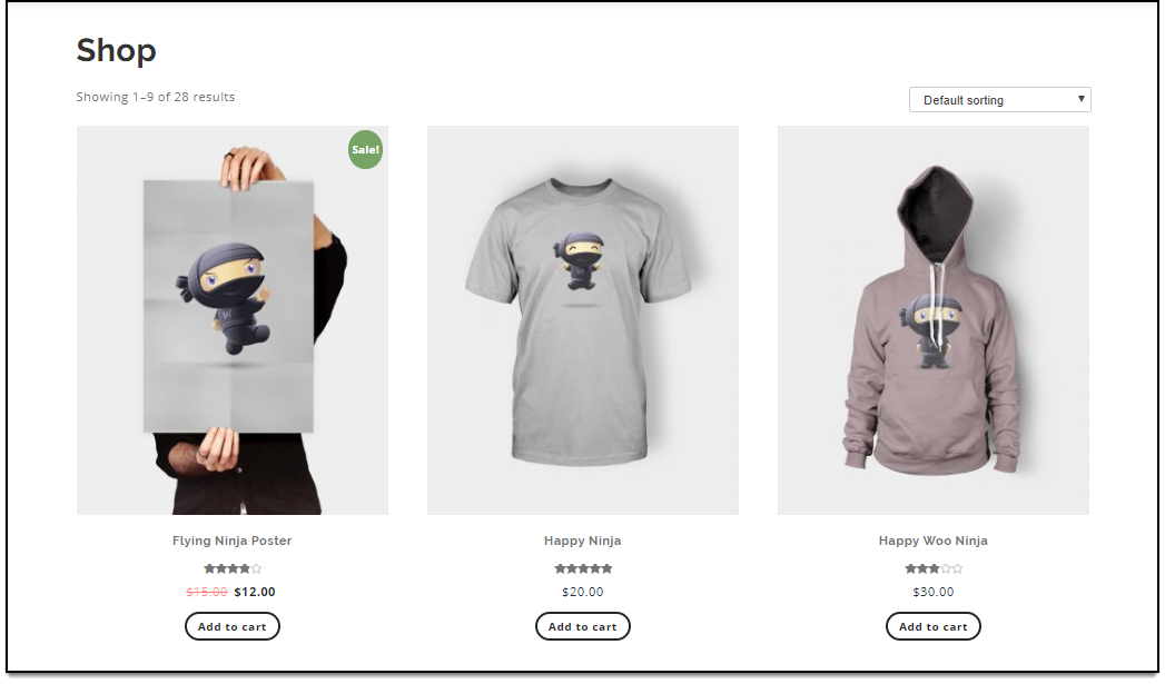 ELEX WooCommerce Wholesale Pricing | Available products in the store