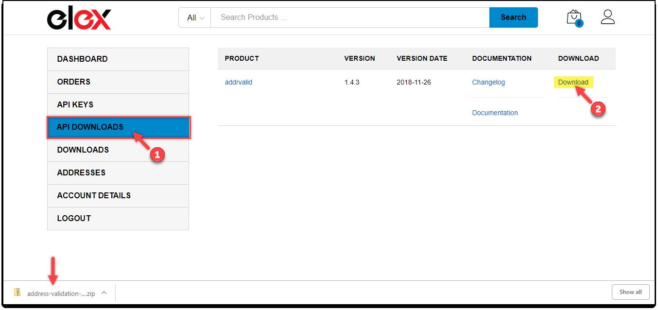 Download, Install, & Activate ELEX Plugins | Downloading Premium ELEX Plugins