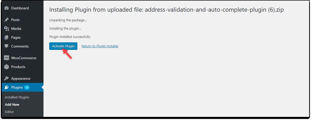 Download, Install, & Activate ELEX Plugins | Activate Plugin
