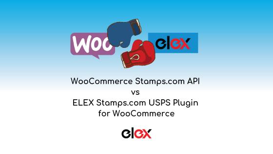 WooCommerce Stamps.com API vs ELEX Stamps.com USPS Plugin for WooCommerce-Banner