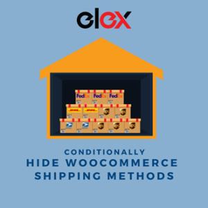 ELEX Conditionally Hide WooCommerce Shipping Method | Logo