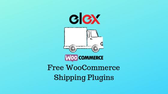 Free WooCommerce Shipping Plugins
