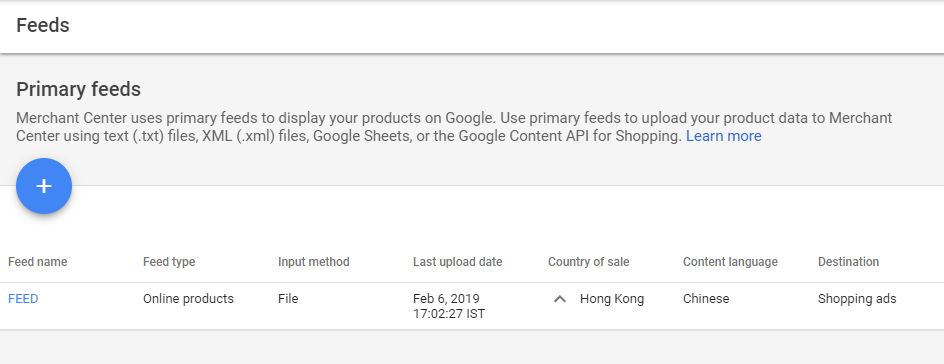 Successfully Uploaded New FEed to Google Merchant Center WooCommerce Google Product Feeds